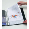 MARBIG COPYSAFE SHEET PROTECTOR H/Duty A4 Ultra Clear Box of 100