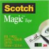 SCOTCH 810 MAGIC TAPE 19mmx33m Roll