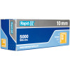 RAPID 13/10 STAPLES 10mm Box of 5000
