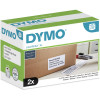 DYMO LW SHIPPING LABELS Suits 4XL 59X102mm 575/Roll Box of 1150
