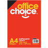 OFFICE CHOICE BINDING COVERS Leathergrain Black Pack of 100