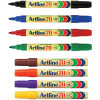 ARTLINE 70 PERMANENT MARKERS Assorted Pack of 12