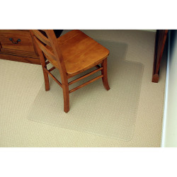 MARBIG CHAIRMAT ECONOMY Large 114X134cm clear