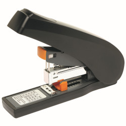 Marbig A-400 Low Force Heavy Duty Stapler Black