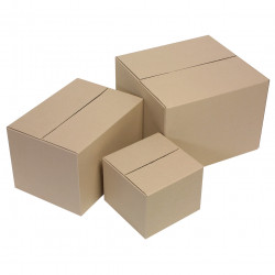 MARBIG ENVIRO PACKING CARTON Recycled 290x285x250 Size 2 Pack of 10