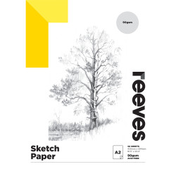 REEVES ARTIST SKETCH PAD A2