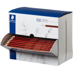 STAEDTLER 110 TRADITION PENCIL HB Dispenser Pack 100