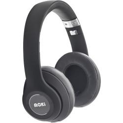 Moki Katana Headphones ACC HPKATK Black Bluetooth