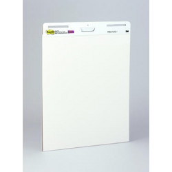 Post-It Easel Pad Super Sticky 635X775mm White