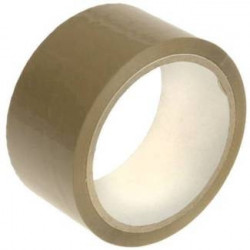 Brown Packaging Tape #820 48mmx75m - BROWN