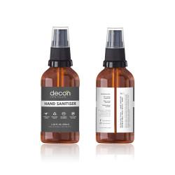 Decon Safe Touch Hand Sanitiser Antibacterial Mist Spray 99.99%   | 100ml **IN STOCK**
