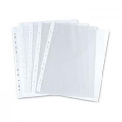 Deli A4 Sheet Protectors Economy Box 100