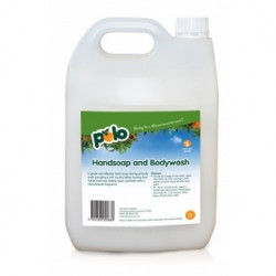 Polo Citrus Pearl Liquid Handsoap & Body Wash - 5L