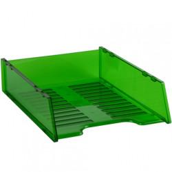 Italplast Multifit Document Trays -Translucent Green