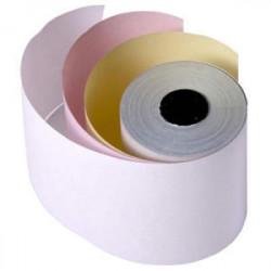Paper Rolls 76 x 76mm Bond 12mm Core 3 Ply Box 50