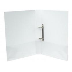 Premium Insert Binder A4 2D 38mm White