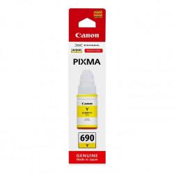 Canon Genuine GI690 Yellow Refill Bottle