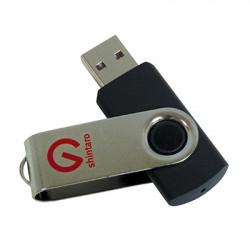 Shintaro USB 2.0 Pocket Disk 8GB 08SHR8GB