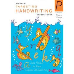 Targeting Handwriting VIC Prep Student Book